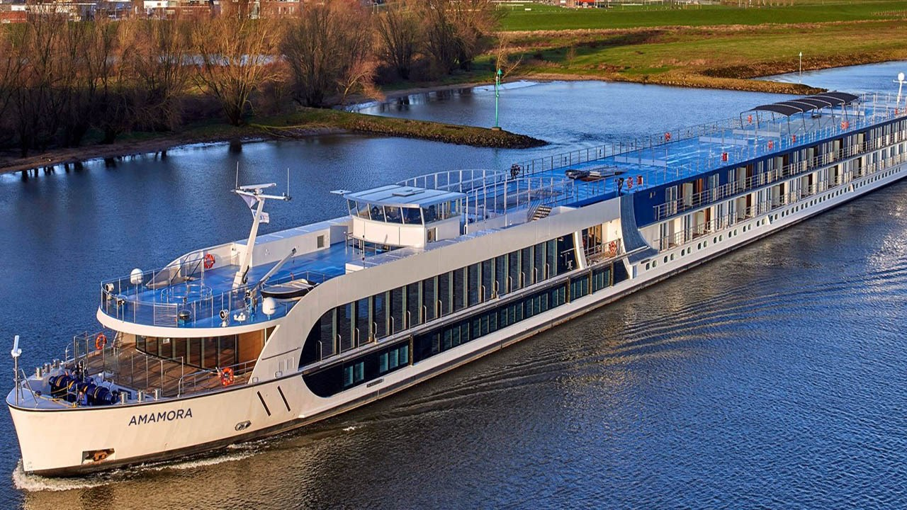 What to Know About AmaWaterways' New AmaDouro and AmaMora