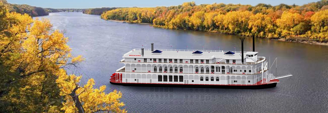 American Queen Steamboat Company to Launch American Duchess