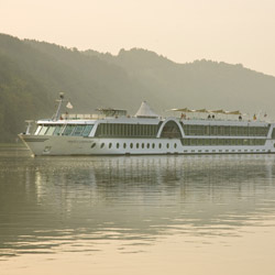 <p>Celebrity Cruises and Amras Cruises have teamed up to offer combined ocean-and-river itineraries. // © 2014 Amras Cruises</p><p>Feature image...