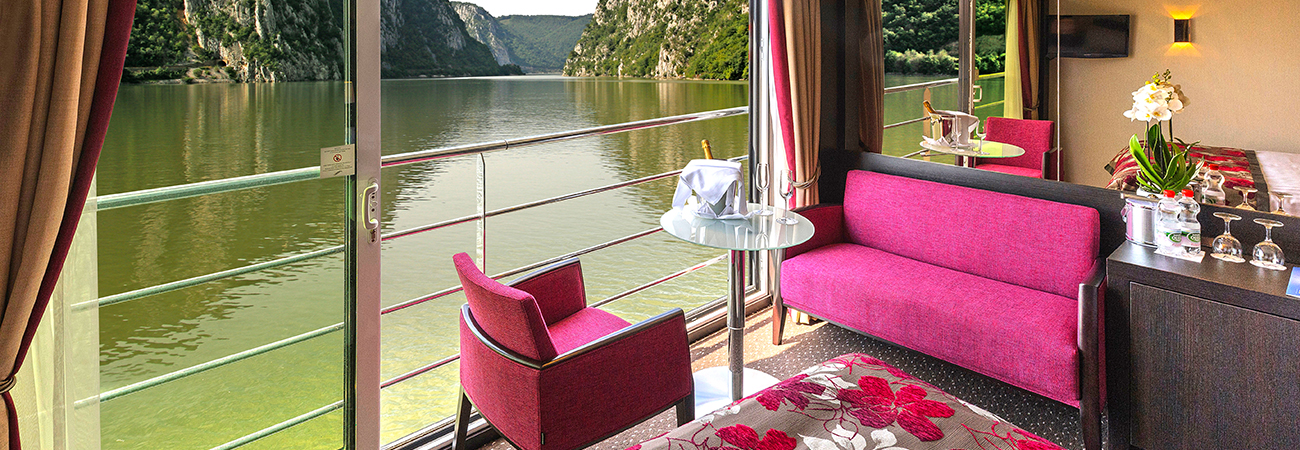Avalon Waterways Kicks Off 'Great Views' Campaign