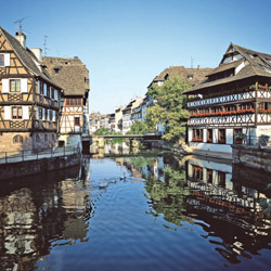 <p>Some itineraries from Scenic Cruises sail to the storybook town of Strasbourg, France. // © 2015 Gillies Zaiser/Scenic Cruises</p><p>Feature image...