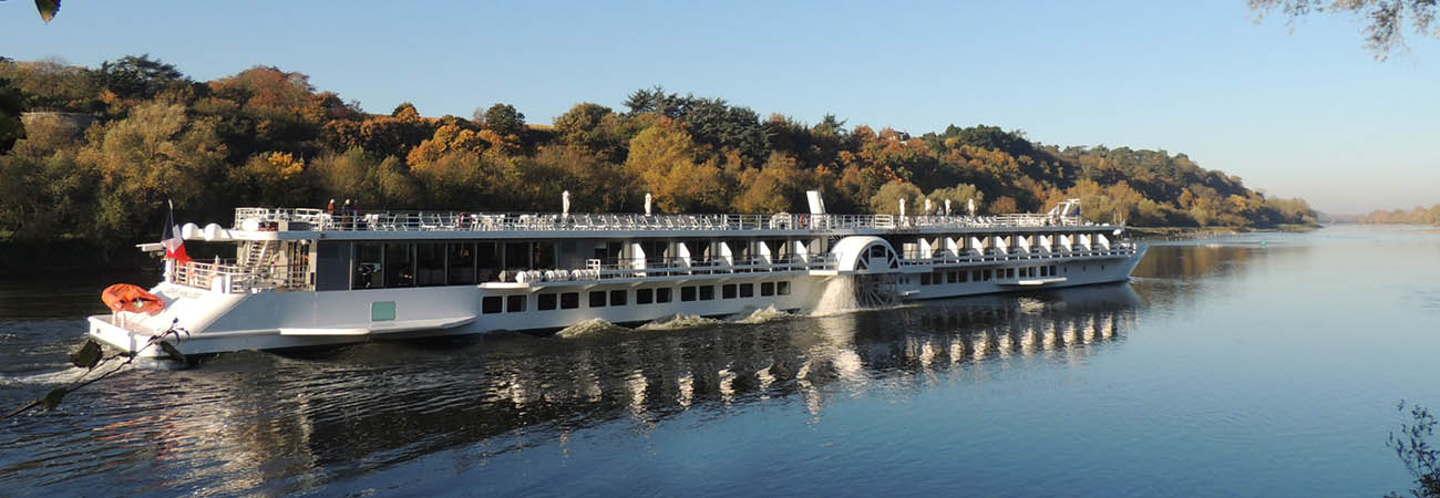 Cruise the Romantic Loire River With CroisiEurope