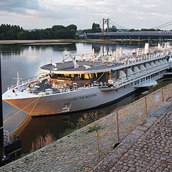 <p>Last year, CroisiEurope began sailing on the Loire River with the 96-passenger Loire Princesse. // © 2016 CroisiEurope</p><p>Feature image (above):...