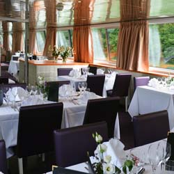 <p>CroisiEurope's Raymonde river barge carries just 22 guests. // © 2017 CroisiEurope</p><p>Feature image (above): Raymonde sails the Marne-Rhine...