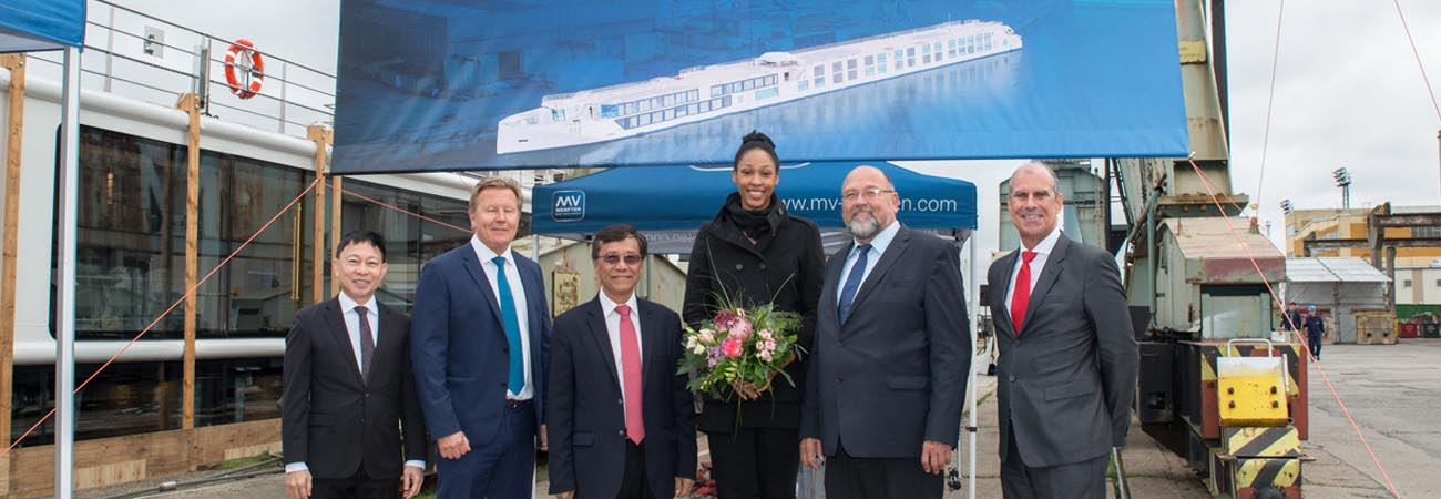 Crystal River Cruises Launches Second Rhine-Class Ship