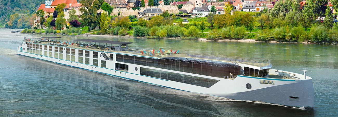 Crystal Cruises Unveils New River Yacht Designs