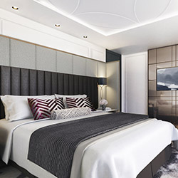 <p>Penthouse accommodations onboard Crystal Cruises' new river fleet // © 2016 Crystal River Cruises</p><p>Feature image (above): In the next few...