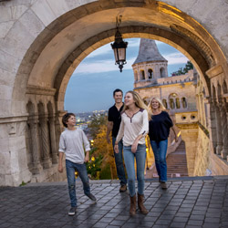 <p>Adventures by Disney is bringing family-friendly shore excursions and entertainment to a new AmaWaterways cruise. //  © 2015 Adventures by...
