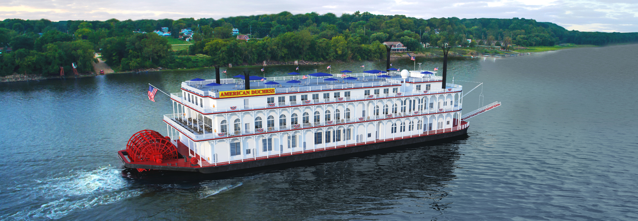 Trend Watch:  Domestic River Cruises for 2017