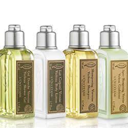 <p>Amenities onboard French America Line's Louisiane include L'Occitane bath products. // © 2016 L'Occitane en Provence</p><p>Feature image (above):...