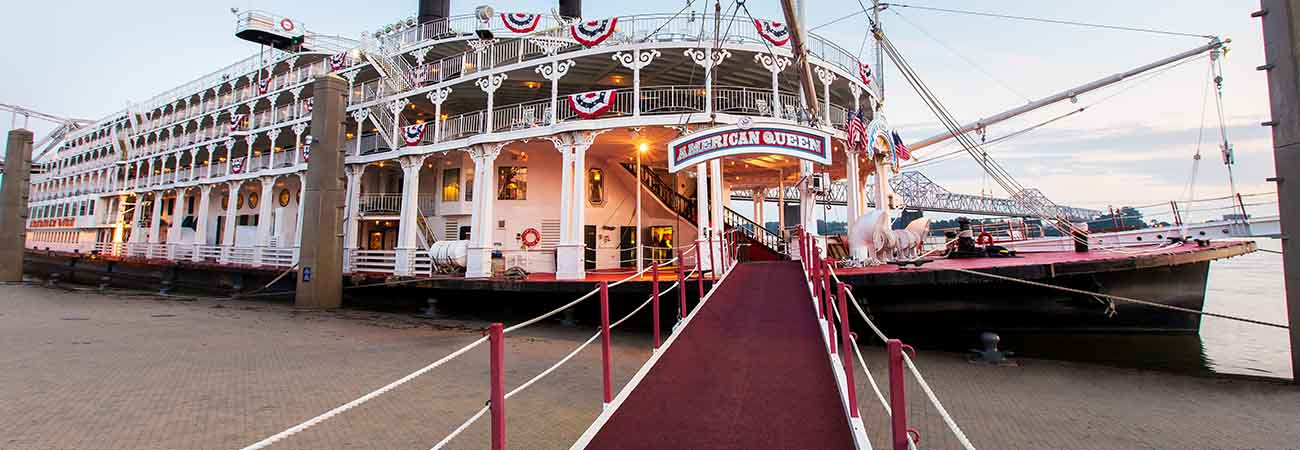 Hy Cooper Retires From American Queen