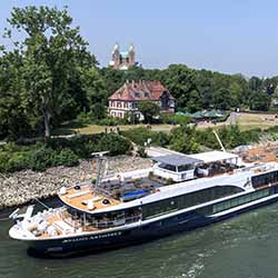 <p>Avalon Waterways' 166-passenger Passion will set sail in April. // © 2016 Avalon Waterways</p><p>Feature image (above): AmaWaterways' new AmaViola...