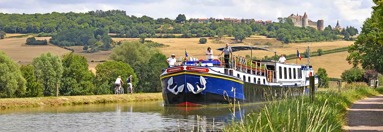 Float Away on European Waterways' Barge Charters