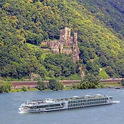 <p>Scenic will be reducing passenger capacity — from 167 to 155 — on all France-based ships. // © 2016 Scenic</p><p>Feature image (above):...