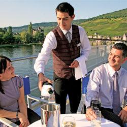 Avalon is seeing an increase in culinary-themed cruises. // © 2013 Avalon Waterways
