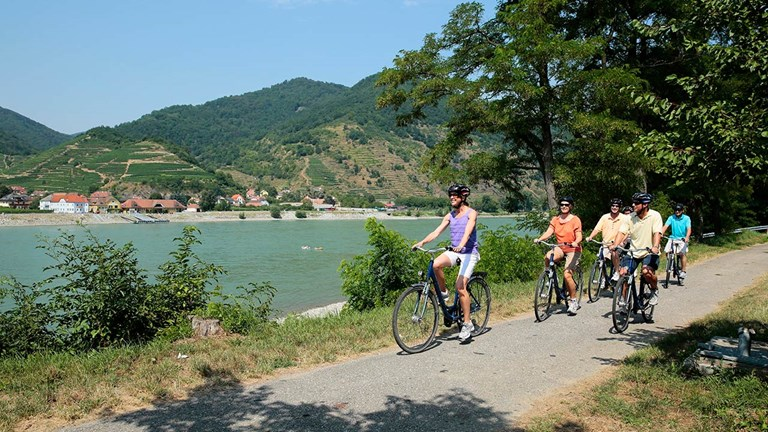 Many river cruise lines now offer bikes while at port.