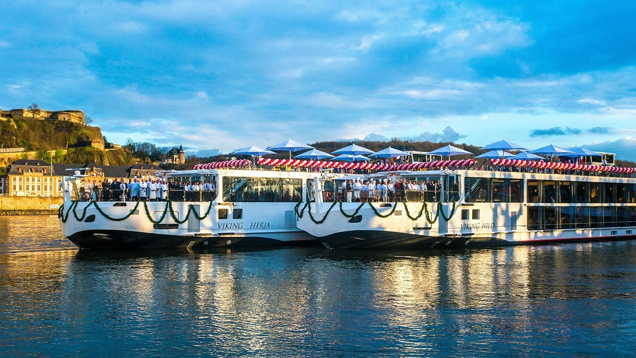 Viking Expands River Cruise Product