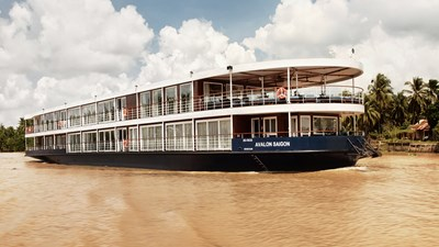 River Cruise Review: Avalon Saigon