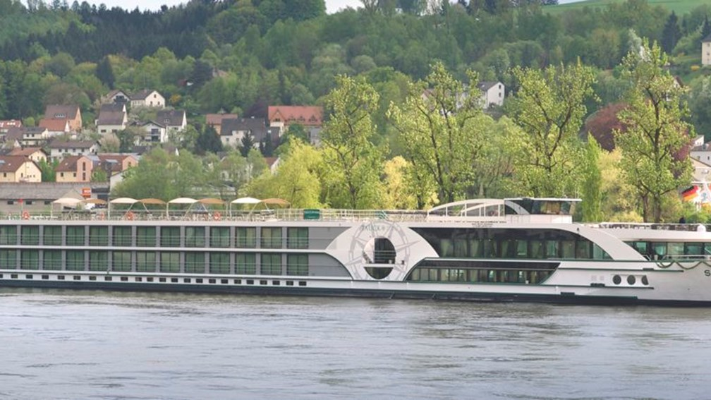 Savor will be one of two new ships sailing on the Danube River in 2014. // © 2013 Tauck F