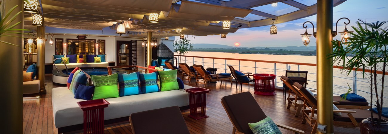 Top 9 Sundecks on River Cruise Ships