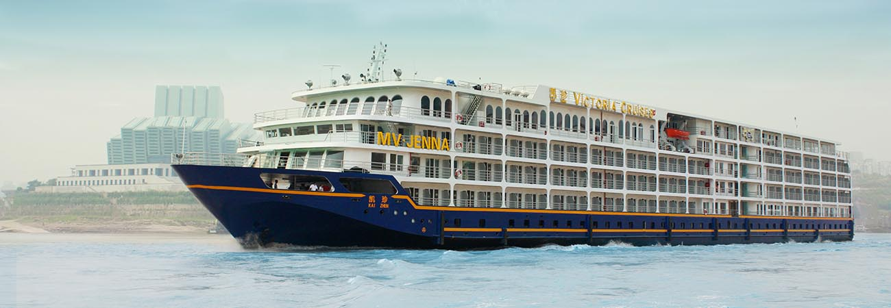 Major Upgrades for Luxury Line Victoria Cruises