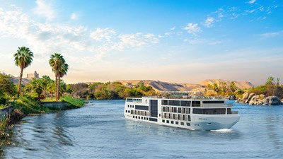 Viking to Build New Riverboat for Egyptian Cruising