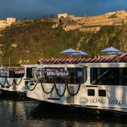 Viking River Cruises Christens Hild And Herja TravelAge West - Viking river cruise complaints