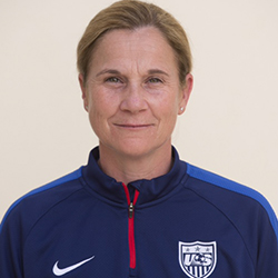 Jill Ellis, head coach of the U.S. Women's National Soccer Team, will christen Avalon Passion. // © 2015 Avalon Waterways