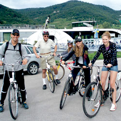 <p>Cruises offered by Tauck Bridges offer family-friendly shore excursions. // © 2014 Tauck</p><div></div>