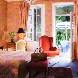 <p>Guests at Le Choiseul can walk to downtown Amboise. // © 2016 Small Luxury Hotels of the World</p><p>Feature image (above): Paris is Avanti...