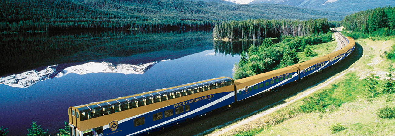 Journeying Through the Clouds With Rocky Mountaineer