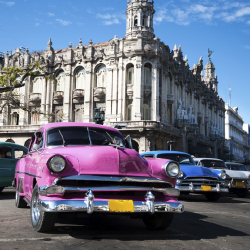 Classic Cuban Cars // © 2013 Thinkstock