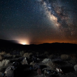 The 103-day tour includes stargazing in Death Valley. // © 2015 iStock