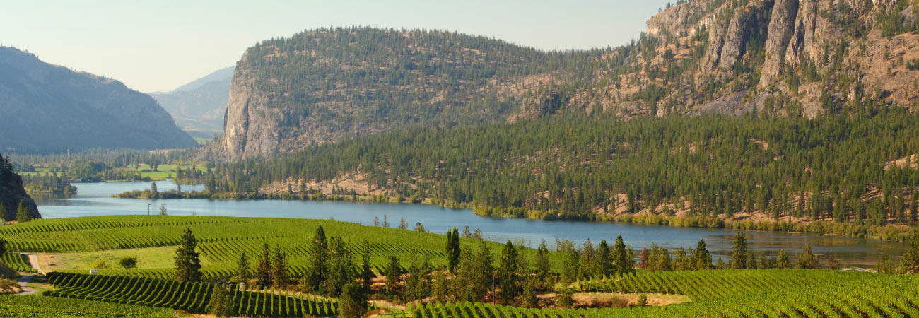 A Travel Guide to Canada's Okanagan Valley