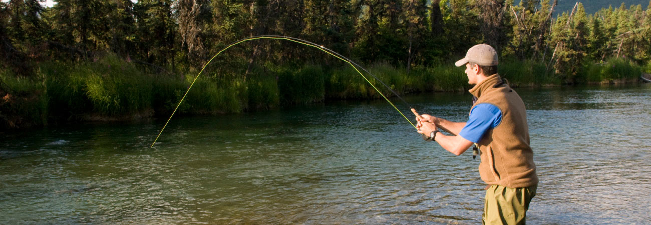 Where to Go Silver Salmon Fishing in Alaska