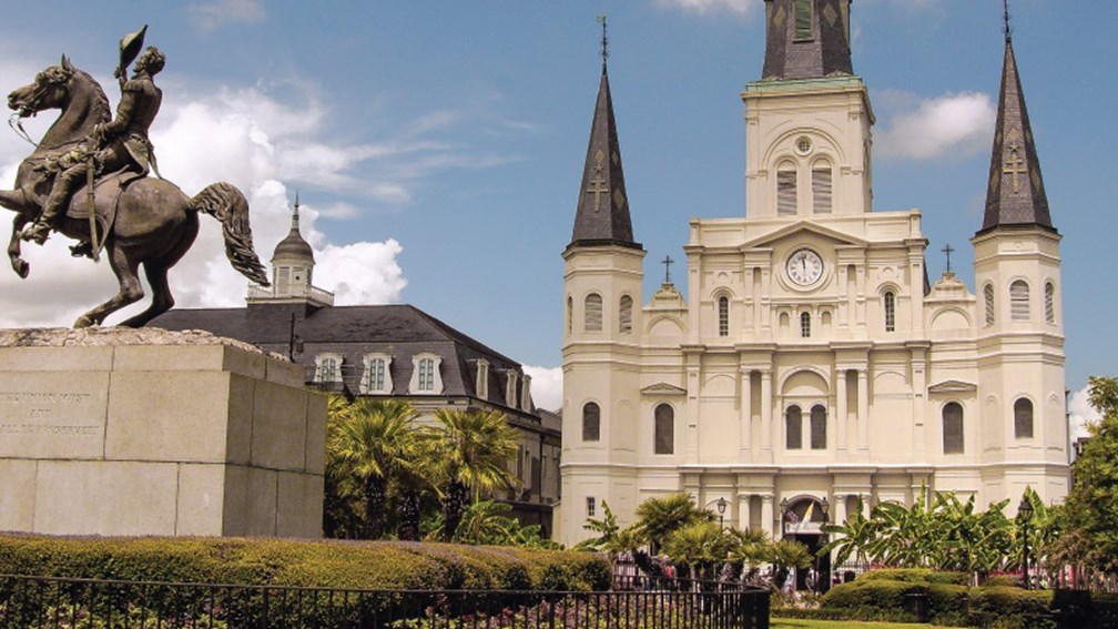 Here's How to Celebrate New Orleans' Tricentennial This Year