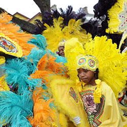 <p>New Orleans celebrates its vibrant cultural history with various events. // © 2015 NewOrleansOnline.com</p><p>Feature image (above): Preservation...
