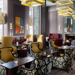 <p>The Ritz-Carlton, San Francisco is a historical landmark. // © 2015 The Ritz-Carlton</p><p>Feature image (above): Nob Hill gives guests a...