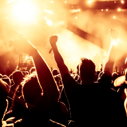 <p>Houston has many venues at which to discover new local bands. // © 2017 iStock</p><p>Feature image (above): Houston's skyline // © 2017 Visit...