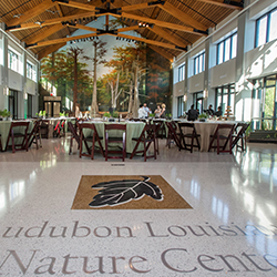 <p>Audubon Louisiana Nature Center first opened in 1980. // © 2017 Audubon Louisiana Nature Center</p><p>Feature image (above): The restored nature...