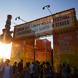 <p>Austin City Limits Festival draws thousands of locals and travelers to Austin, Texas. // © 2016 Julian Bajsel</p><p>Feature image (above): Enjoy...