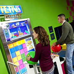 "<p>Visitors to The Strong can try their hand at ""Giant Tetris."" // © 2016 The Strong, Rochester, New York</p><p>Feature image (above): Seattle Pinball..."