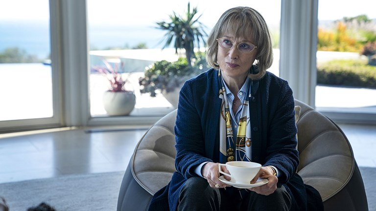 "Meryl Streep joins the cast in season two of ""Big Little Lies."""