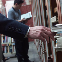 <p>The sheer number of bookstores in Boston make it a haven for bibliophiles.  // © 2015 Creative Commons User <a...