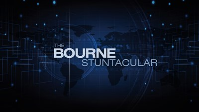 Universal Orlando Introduces The Bourne Stuntacular