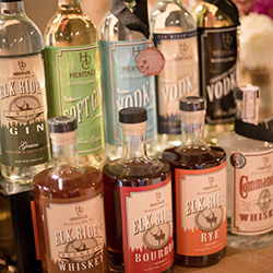 <p>Visitors can sample handcrafted spirits at Heritage Distilling Company, a standout attraction in Gig Harbor.  // © 2015 Heritage Distilling...