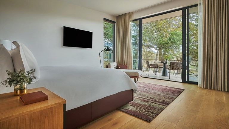 The Montage Healdsburg is the first hotel in Northern California from Montage Hotels & Resorts.