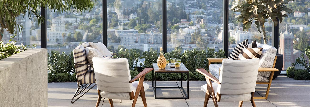 Los Angeles' Best New Rooftop Bars and Restaurants