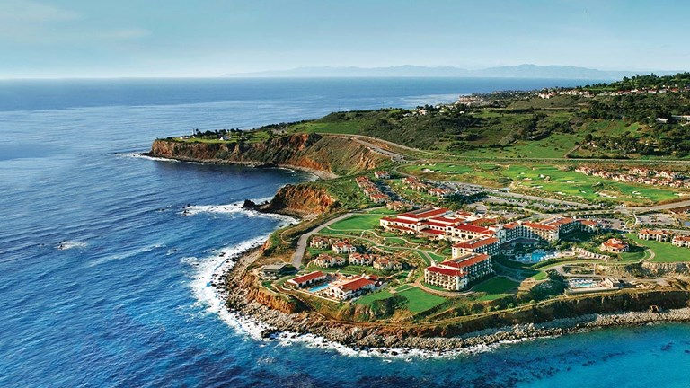 A coastal walk around the property and into Rancho Palos Verdes makes for an active afternoon by the water.