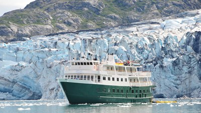 Small-Ship Cruising in Alaska's Glacier Bay National Park